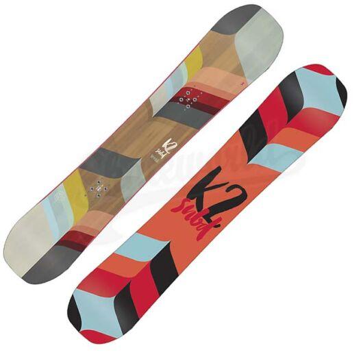 LIME LITE WOOD F17 K2 Snowboard