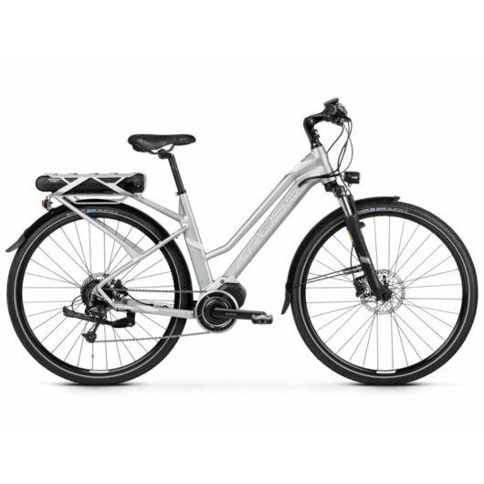 KROSS TRANS HYBRID 3.0 NŐI HASZNÁLT elektromos kerékpár 2-3000 km