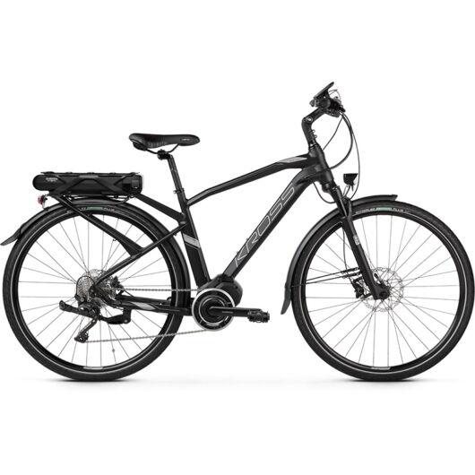 KROSS TRANS HYBRID 5.0 HASZNÁLT elektromos kerékpár 1-2000 km