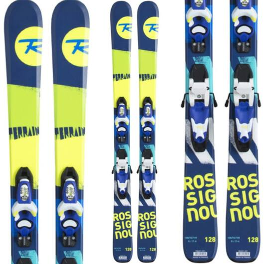 Rossignol TERRAIN BOY All Mountain síléc fiúknak